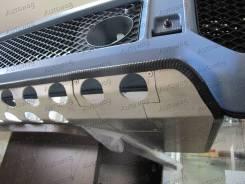 Защита бампера. Mercedes-Benz G-Class, W463