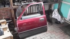 Дверь боковая. Toyota Hilux Surf, KZN130W, LN130G