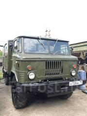 ГАЗ 66. ГАЗ-66 кунг с хранения, 4 200 куб. см., 3 000 кг.