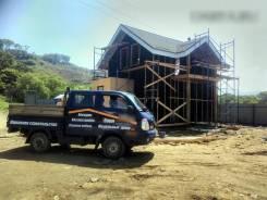 Каркасный дом по доступной цене! От 10 т. р. за кв. м