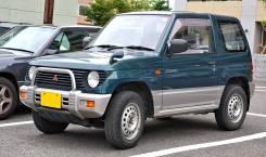 Mitsubishi Pajero Mini. H52A, 4A30T