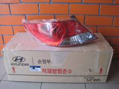 Стоп-сигнал. Hyundai Solaris, RB Двигатели: G4FC, G4FA