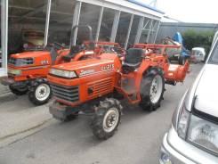 Kubota L1-215. Мини-трактор , 21 л.с.
