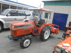 Kubota L1-225. Мини-трактор , 1 462 куб. см.