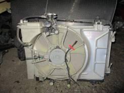 Радиатор охлаждения двигателя. Toyota Vitz, KSP90 Двигатель 1KRFE