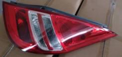 Стоп-сигнал. Hyundai i30, FD Двигатель G4FC