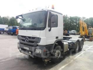 Mercedes-Benz Actros. Тягач 3341S 6Х4, 2013 г. в, 6 700 куб. см., 33 000 кг.
