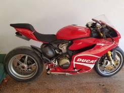 Ducati 1199 Panigale R. 1 199 куб. см., исправен, птс, с пробегом