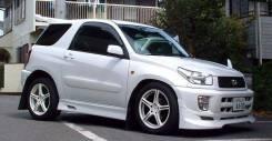 Обвес кузова аэродинамический. Toyota RAV4, ACA20W, ACA21, ACA20, ACA21W