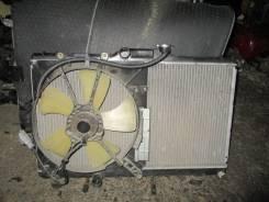 Радиатор охлаждения двигателя. Toyota Corolla, AE110 Двигатель 5AFE