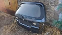 Дверь багажника. Toyota Caldina, ET196, ET196V