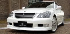 Решетка радиатора. Toyota Crown, GRS180, GRS182, GRS181, GRS184
