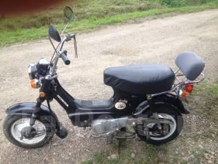 Honda Chaly. 49 куб. см., исправен, без птс, с пробегом