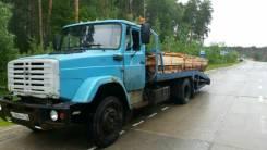 ЗИЛ. 93гв ДВС 740 эвакуатор 7тн, 7 000кг., 4x2