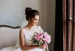 Свадебные и вечерние образы. Макияж и причёски