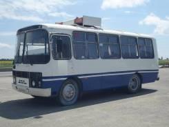 ПАЗ 3205. Автобус 0, 23 места