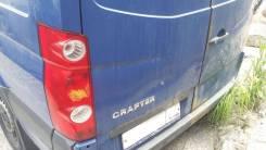 Volkswagen Crafter. 2008, 2 480 куб. см., 890 кг.