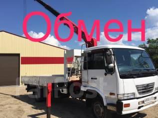 Nissan. Продам Ниссан дизель, 6 900 куб. см., 5 000 кг.