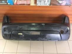 Бампер. Nissan Qashqai, J10 Двигатели: MR20DE, K9K, M9R, R9M, HR16DE