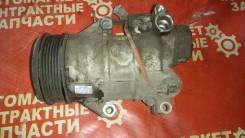 Компрессор кондиционера. Toyota Vitz, KSP90, NCP91, NCP95, SCP90 Двигатель 1KRFE