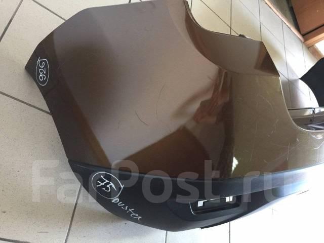 Бампер. Renault Duster, HSA, HSM Двигатели: F4R, K9K, K4M