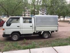 Toyota Toyoace. Продается грузовик-двухкабинник ToyoAce, 2 779 куб. см., 1 500 кг.