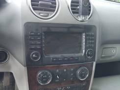 Комманд Мерседес W164. Mercedes-Benz M-Class, W164