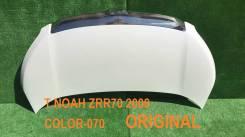 Капот. Toyota Noah, ZRR75G, ZRR70, ZRR70G, ZRR70W, ZRR75 Двигатели: 3ZRFE, 3ZRFAE