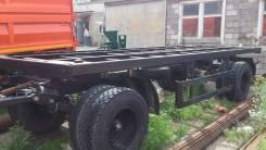 Сзап 8357. Продаю бортовой прицеп-контейнеровоз СЗАП-835702/011 к Камаз, 11 000 кг.