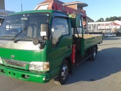 Nissan Diesel Condor. Продам 2007 г с манипулятором . во Владивостоке ., 5 000 куб. см., 3 000 кг.
