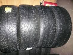 Pirelli Winter Carving Edge. Зимние, шипованные, износ: 20%, 4 шт
