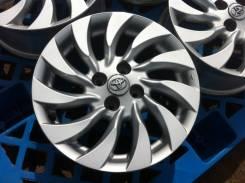 Toyota. 6.0x15, 4x100.00, ET40, ЦО 54,1мм.