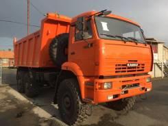 Камаз 65222. Самосвал -26010, 400 куб. см., 20 000 кг.