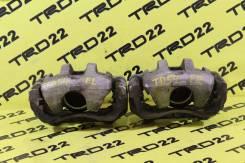 Суппорт тормозной. Suzuki Grand Vitara, JT Suzuki Escudo, TD54W, TD94W, TA74W, TDA4W Двигатели: J24B, N32A, J20A, M16A, H27A