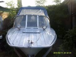 Казанка-5М2. Год: 1982 год, длина 4,60м., двигатель подвесной, 50,00л.с., бензин