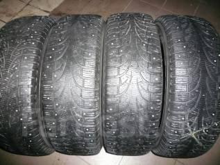 Pirelli Scorpion Carving. Зимние, шипованные, износ: 20%, 4 шт