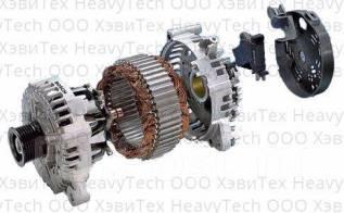 Генератор. Hyundai: i30, Mighty, HD, Avante, Elantra, County Двигатели: D4DA, D4DD