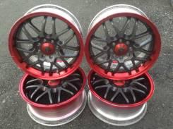 Crimson Team Sparco. 7.0x16, 4x114.30, ET51. Под заказ