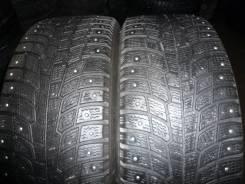Michelin X-Ice North. Зимние, шипованные, износ: 20%, 2 шт
