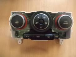 Блок управления отопителем B34P61190A БЕЗ ПАНЕЛИ Mazda 3 (BK)