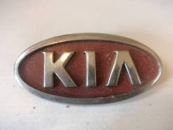 Эмблема решетки радиатора ЗНАЧОК 863531F021 Kia Sportage I (K00)