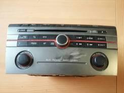 Штатная магнитола Мазда с панелью BR2B66AR0 Mazda 3 (BK)