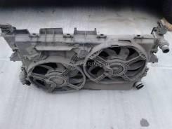 Радиатор охлаждения двигателя. Citroen Jumper Peugeot Boxer