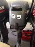 Yamaha. 10,00л.с., 4-тактный, бензиновый, нога L (508 мм), Год: 2005 год