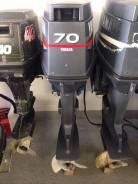 Yamaha. 70,00л.с., 2-тактный, бензиновый, нога L (508 мм), Год: 2001 год