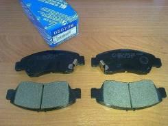 Колодки тормозные дисковые пер. honda civic 1.3,1.4,1.5,1.6 92- d5073m Kashiyama арт.D5073М