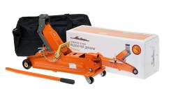 Домкрат подкатной 3т в сумке (min - 135мм/max - 390мм) aj-3f-390p AIRLINE apт.AJ-3F-390P