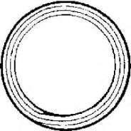 Уплотнительное кольцо Ajusa арт.19003600