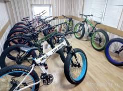 Продажа велосипедов фэтбайк