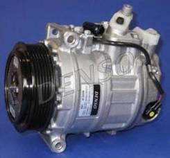 Компрессор кондиционера mb: s-class su280/s 320/s 320cdi/s 320cdi/s 430/s 500/s 55 amg 98-05, s-class купе cl 500/cl 55 amg 99-06, sl 55 amg 01- Denso...